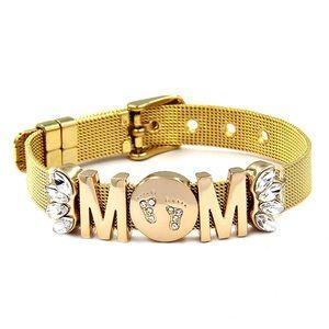 Jewelry - MOM No. 1 - GOLD